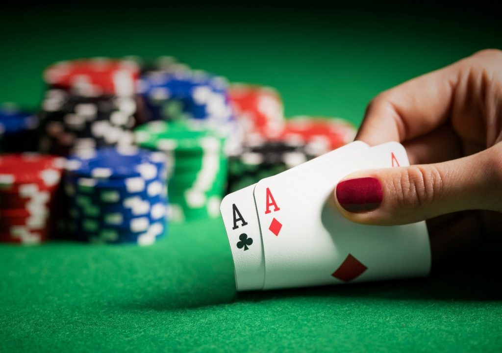 Modern poker