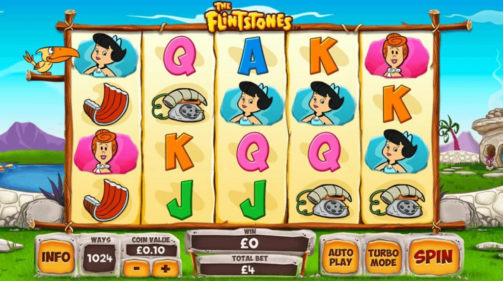 The Flintstones slot
