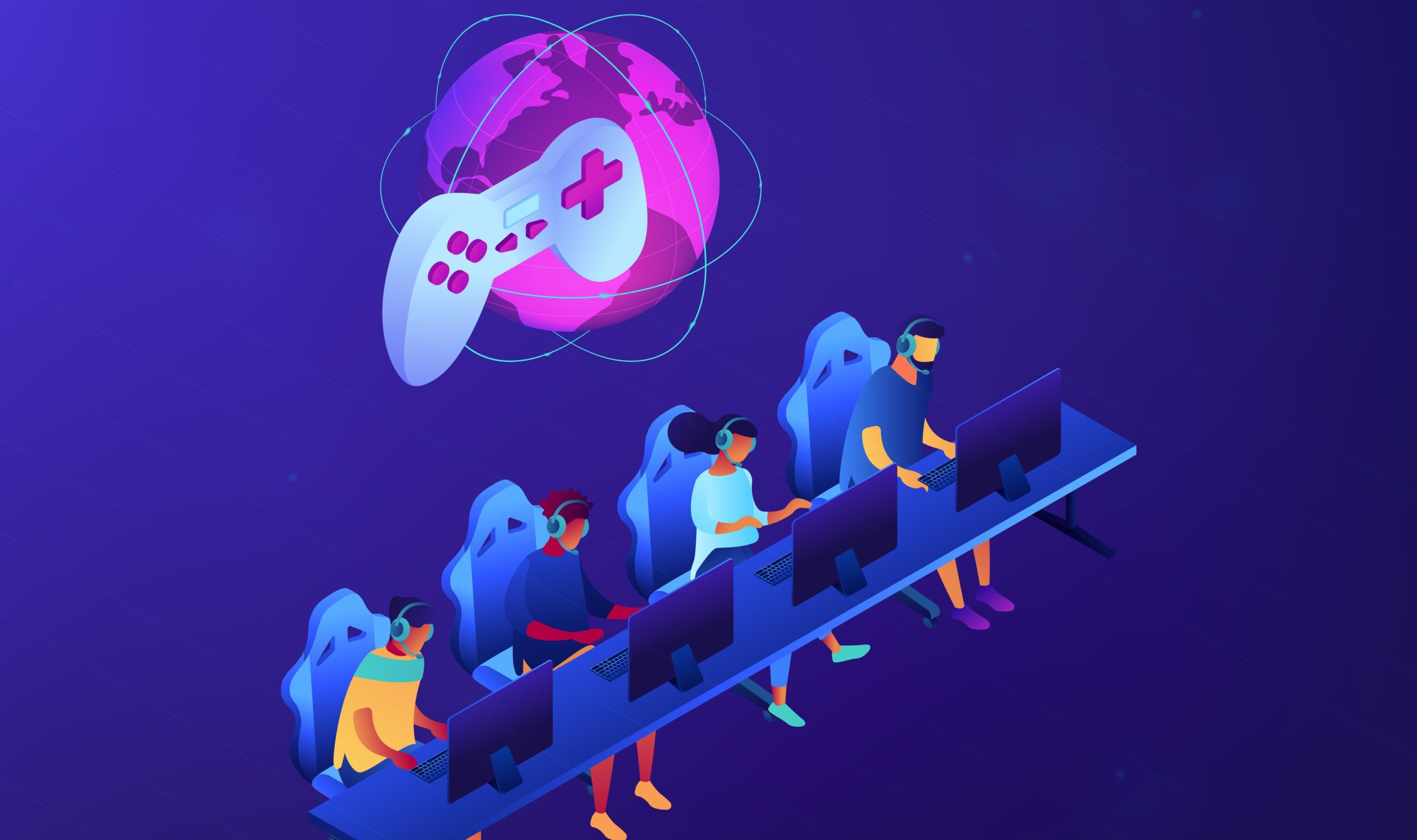 Betting on cybersports